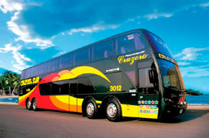 Reservas de tickets de Bus Lima a Cusco