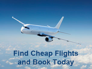 Find cheap flights and book today