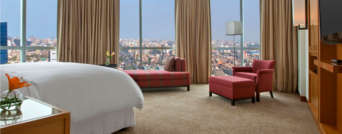 Hotels in Lima City