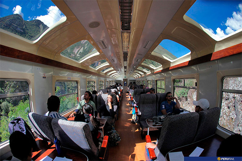 Tren Expedition a Machu Picchu